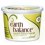Earth balance calories