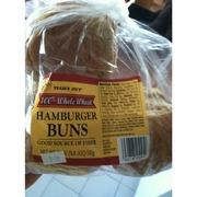 Trader Joe's 100% Whole Wheat Hamburger Buns: Calories, Nutrition Analysis & More | Fooducate