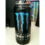 Monster Taurine Ginseng Low Carb Energy Drink Calories