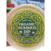 Trader Joe's Organic Hummus Dip: Calories, Nutrition Analysis & More   Fooducate
