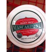 Trader Joe's Mascarpone: Calories