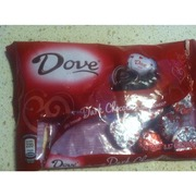 How Many Calories In A Dove Dark Chocolate Heart