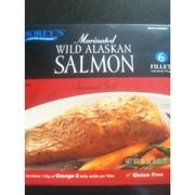 Morey 39 s wild alaskan salmon calories nutrition analysis for Morey s fish