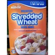 Millville Frosted Shredded Wheat Bite