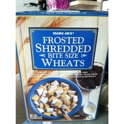 Frosted Shredded Wheat Bite Size