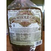 Photo Of Trader Joe S 100 Whole Grain White Wheat Bread