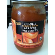 Trader Joe's Apricot Preserves - Organic Reduced Sugar ...