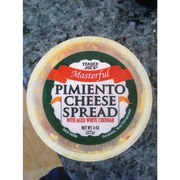 calories in pimento cheese