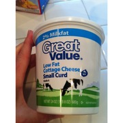 Excellent Great Value Cottage Cheese Small Curd 2 Home Remodeling Inspirations Cosmcuboardxyz