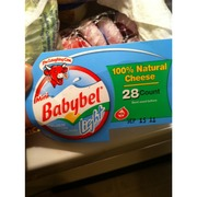 Babybel Mini Babybel Light, 28 Count