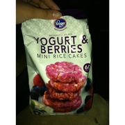 Kroger Mini Rice Cakes