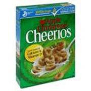 Cheerios Cheerios, Apple Cinnamon. nutrition grade B minus