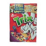 Trix Cereal: Calories, Nutrition