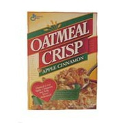 Oatmeal Crisp Whole Grain Oat Cereal, Apple Cinnam... is graded by ...