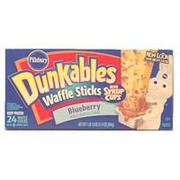 Pillsbury Waffle Sticks, with Dippin' Cubes, Blueberry with Syrup: Calories, Nutrition Analysis ...