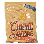 Creme Savers Hard Candy, Orange & Creme: Calories, Nutrition Analysis & More | Fooducate