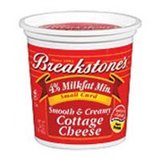 Breakstones Cottage Cheese Smooth Creamy Small Curd