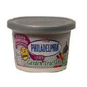 Philadelphia Cream Cheese Reduced Fat With Vegetables