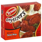 Tyson Chicken Wings Hot N Y Calories Nutrition Ysis