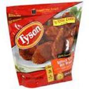 Tyson Hot Wings, Buffalo Style. nutrition grade C