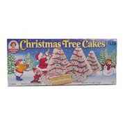Little Debbie Christmas Tree Cakes Calories Nutrition