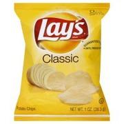 plain lays chips
