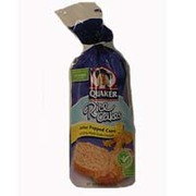 How Much Fiber In Quaker Rice Cakes