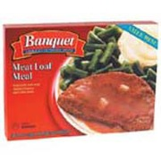 Banquet Meat Loaf Meal Calories Nutrition Analysis More Fooducate
