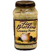 Five Brothers Pasta Sauce, Creamy Garlic Alfredo: Calories, Nutrition Analysis & More   Fooducate