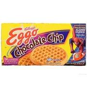 Chocolate Chip Eggos Calories