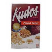 Kudos Milk Chocolate Granola Bars, Peanut Butter: Calories, Nutrition Analysis & More | Fooducate