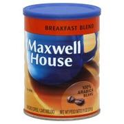 Maxwell House Coffee, Ground, Mild