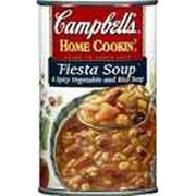 Campbell's Soup, Fiesta Vegetable is graded by Fooducate