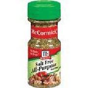 All purpose seasoning salt