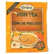 Grace fish flavoured soup mix fish tea calories for Fish tea soup