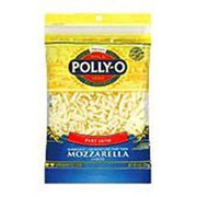 Calories, carbs, fat, protein, fiber, cholesterol, and more for Polly-O Mozzarella String Cheese (Kraft). Want to use it in a meal plan? Head to the diet generator and enter the number of calories you want.