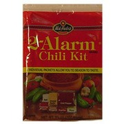 Wick Fowler S Chili Kit 2 Alarm Calories Nutrition Analysis More Fooducate
