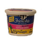 Friendship Cottage Cheese With Pineapple