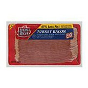 how to cook oscar mayer turkey bacon