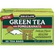 Bigelow Green Tea, with Pomegranate