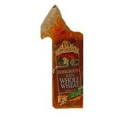 Arnold Bread, Stoneground 100% Whole Wheat. nutrition grade B