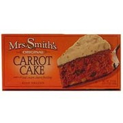 Mrs Smith S Carrot Cake Calories Nutrition Analysis