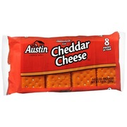 Austin Cheese Crackers With Cheddar Cheese Calories