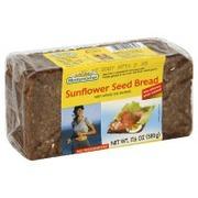 Sunflower seed bread nutrition