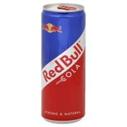 red bull simply cola calories nutrition analysis more. Black Bedroom Furniture Sets. Home Design Ideas