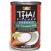 Thai Kitchen Organic Lite Coconut Milk Calories Nutrition Analysis More Fooducate