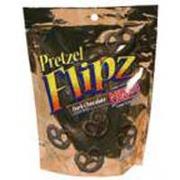 Flipz Dark Chocolate Covered Pretzels Nutrition