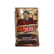 Jeff Foxworthy's Southern Creations Ham Jerky, Maple Brown Sugar, Bonus: Calories, Nutrition ...