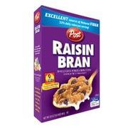 How many carbs in raisin bran
