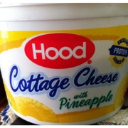 Hood Cottage Cheese with Pineapple: Calories, Nutrition Analysis & More | Fooducate